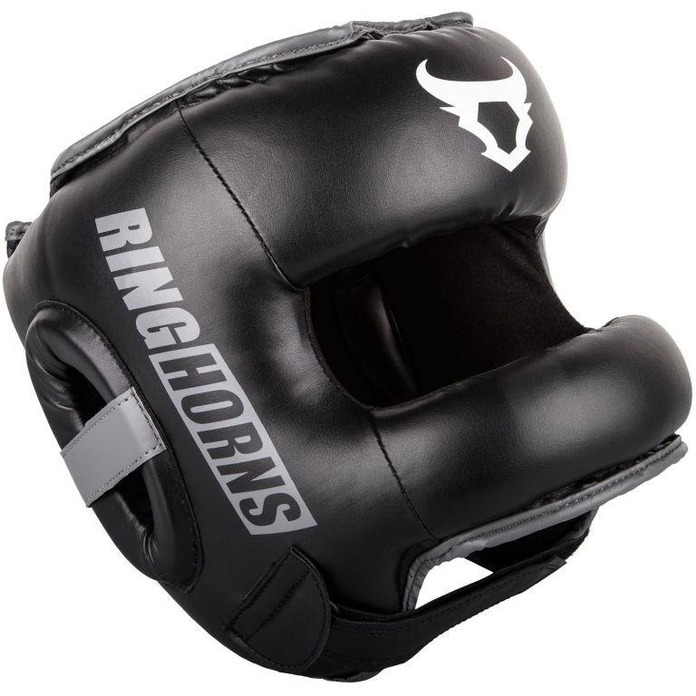 Бампер Ringhorns Nitro Headgear-черно-серый