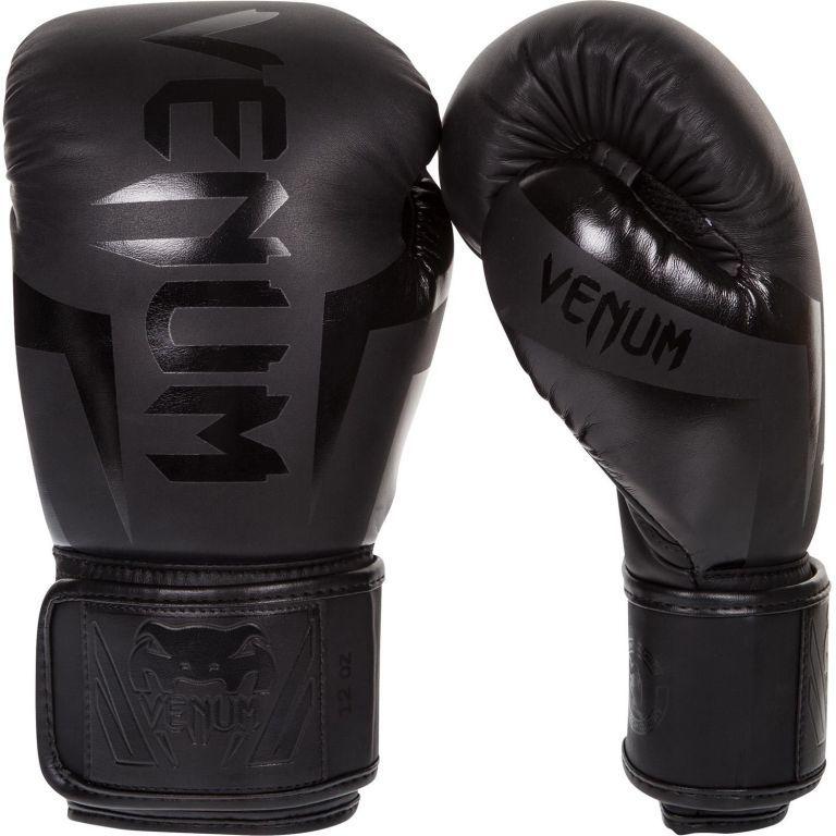 Боксерские перчатки Venum Elite Boxing Gloves-12