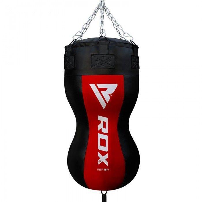 Боксерский мешок силуэт RDX Red New 120см 55кг