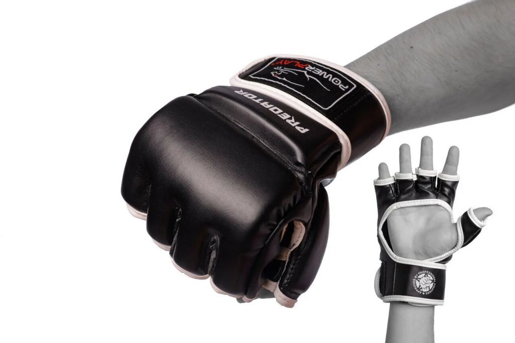 Перчатки для MMA PowerPlay 3056-S