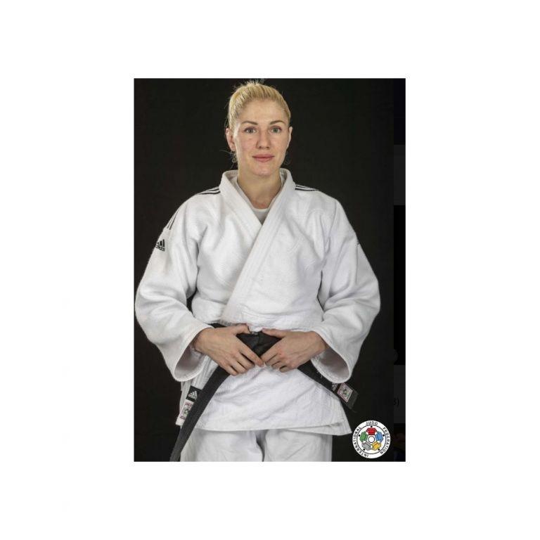 Кимоно для дзюдо Champion|| IJF (белый, J750W)-150
