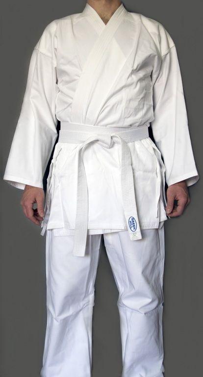 """Кимоно для каратэ """"CLUB"""" (белое) Green Hill-120"""
