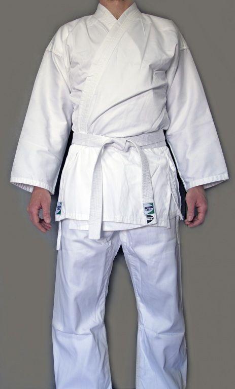 """Кимоно для каратэ """"KSB"""" (белое) Green Hill-120"""