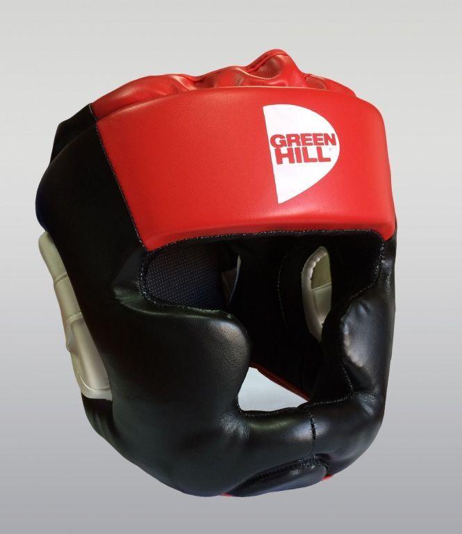 "Шлем боксерский ""POISE"" Green Hill Размер: S"