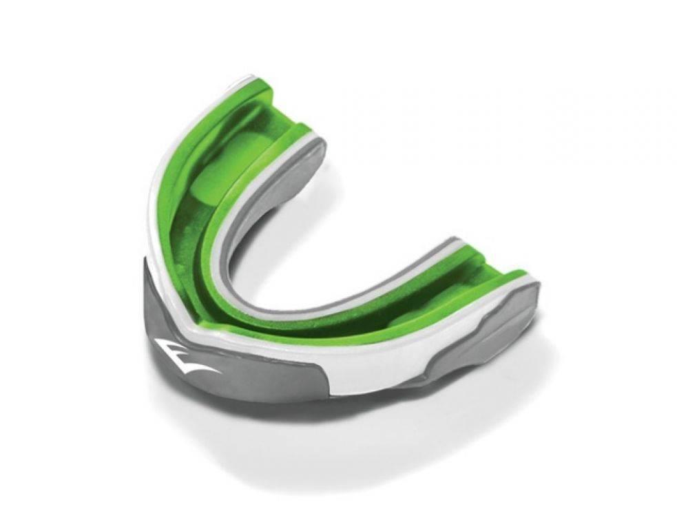 Капа для бокса Everlast Evergel-зеленый
