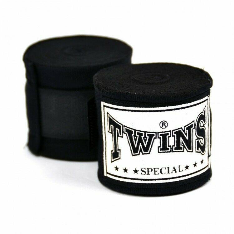 Бинты боксерские Twins (CH-5) 4,5м-черный