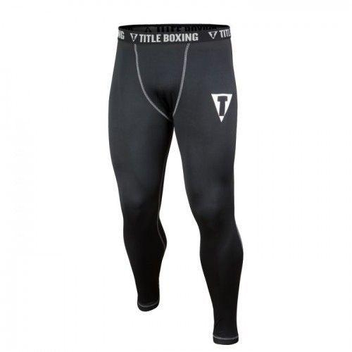 Компрессионные штаны TITLE Pro Compress Revolt Full Leggings-S