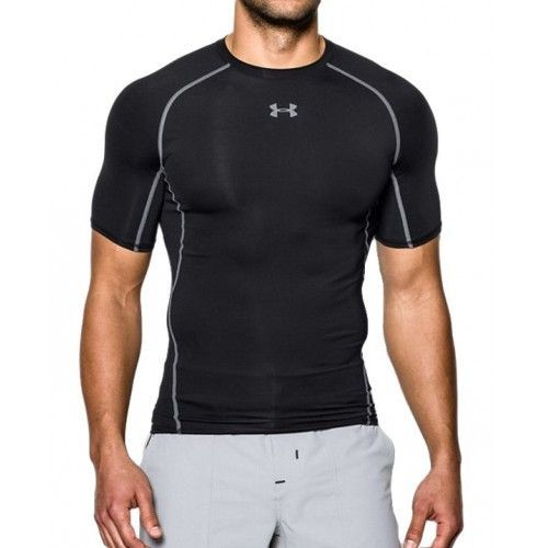 Компрессионная футболка Under Armour HeatGear Compression Shirts-S