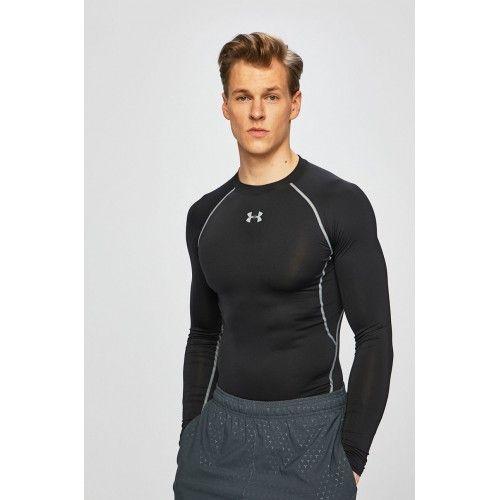 Компрессионная футболка Under Armour HeatGear Compression Long Sleeves-S