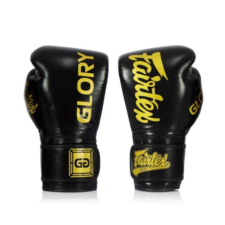 Перчатки Fairtex BGVG1 X Glory Competition Gloves-12