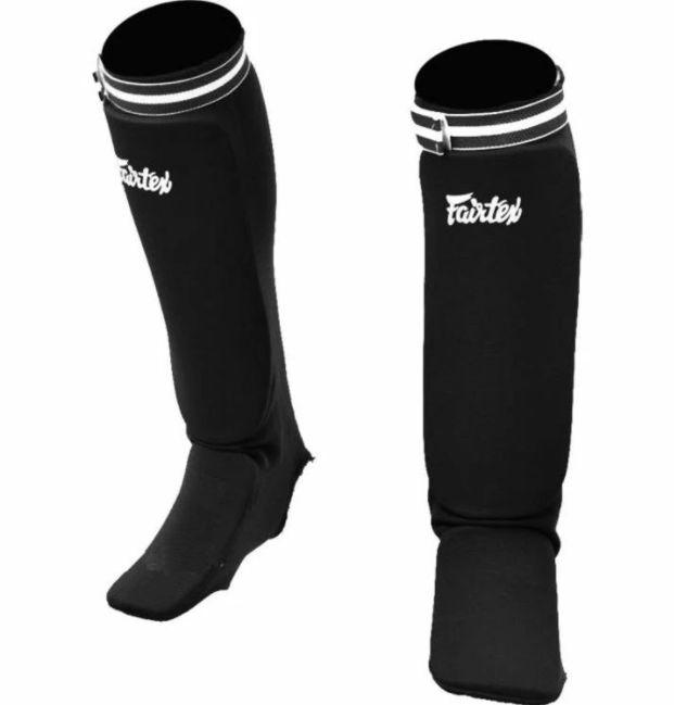 Защита для ног Fairtex SPE1-черный
