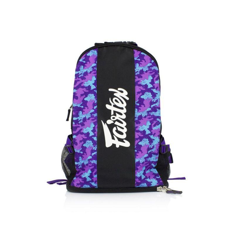 Рюкзак Fairtex BAG4-фиолетовый