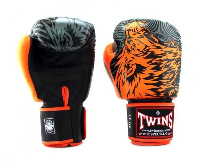 Боксерские перчатки Twins FBGVL3-50-10