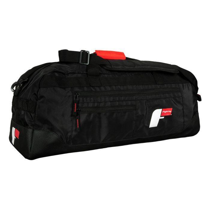 Сумка спортивная Fighting Duffel Bag-черный