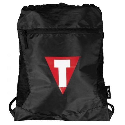 Сумка-мешок TITLE Boxing Brawler Gym Sack-черный