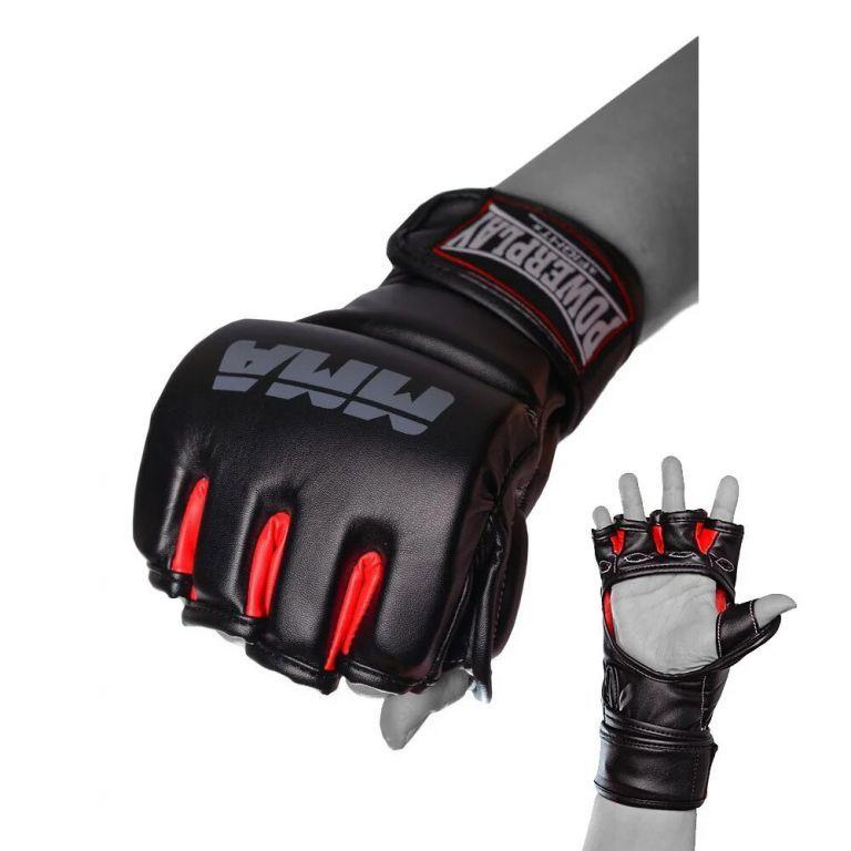 Перчатки для MMA PowerPlay 3053-S/M