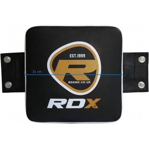 Макивара для бокса RDX Small Gold-красный