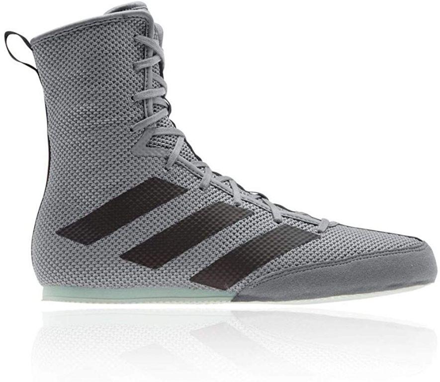 Боксерки Adidas Box Hog 3 Grey-35