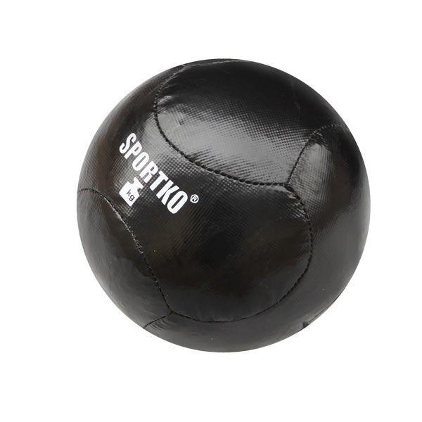 Медбол, медицинский мяч SportKO ПВХ от 1 до 8кг-1кг