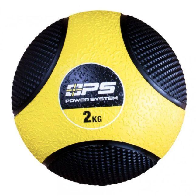 Медбол Medicine Ball Power System PS-4132-2кг