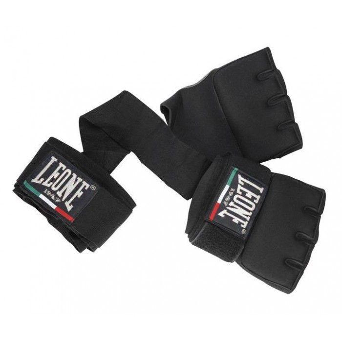 Бинт-перчатка Leone Neoprene Black-универсальный
