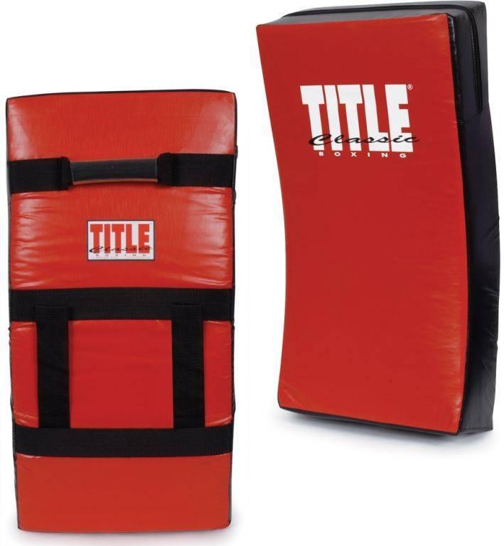 Макивара для бокса TITLE Classic Punch & Body Shield