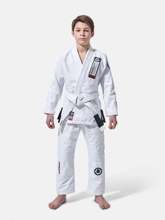 Детское кимоно Peresvit Kid's Flawless BJJ Gi White-M0