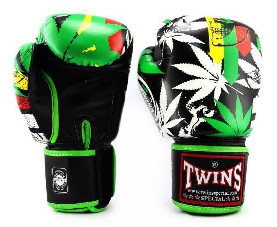 Перчатки Twins Special FBGVL3-54 Cannabis-10