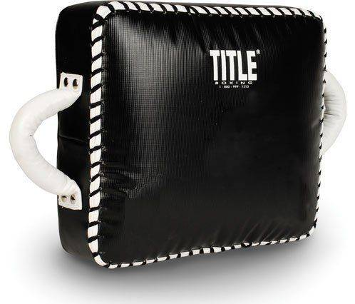 Макивара для бокса TITLE Boxing Square Punch & Kick Shield