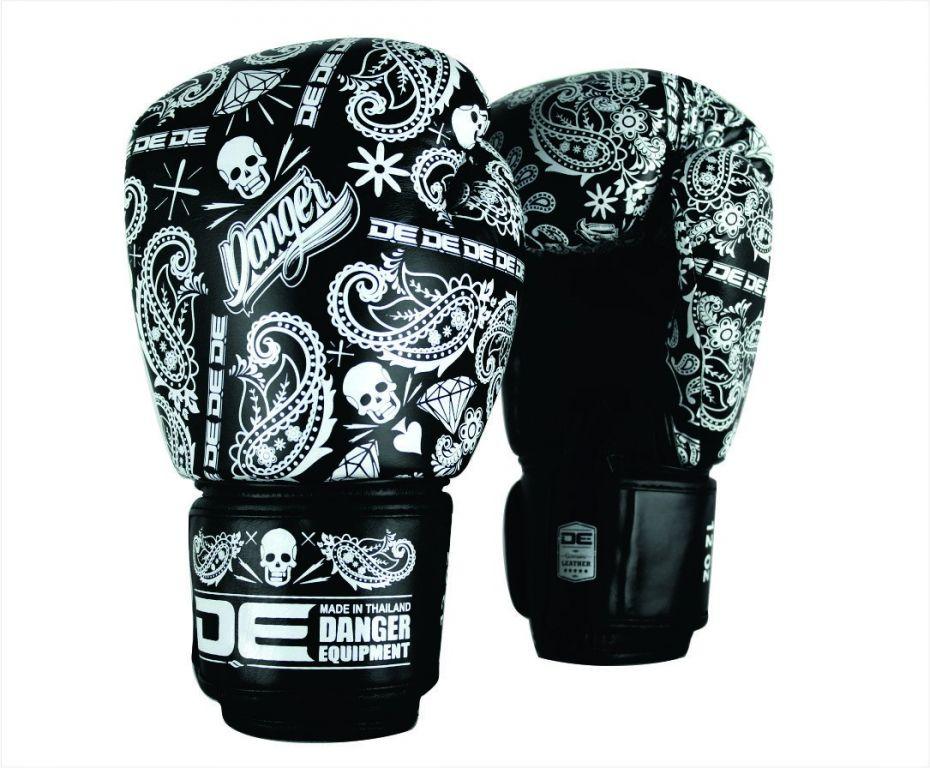 "Перчатки для бокса Danger ""VANDAL"" 12 унций"