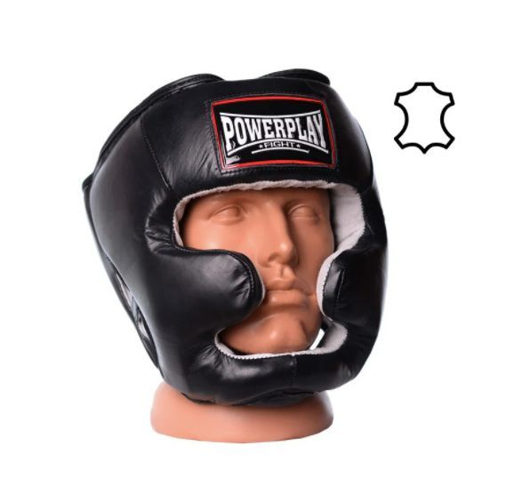 Боксерский шлем PowerPlay 3065-S/M