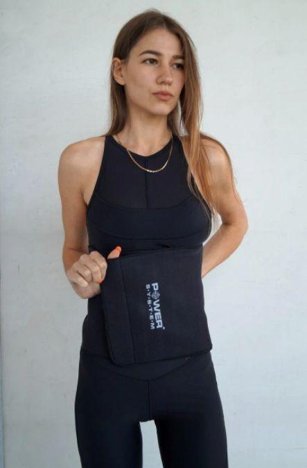 Пояс для похудения Power System Slimming Belt WT Pro PS-4001-100 х 25