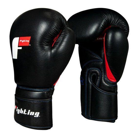 Перчатки боксерские Fighting Leather Training Gloves 12 унций