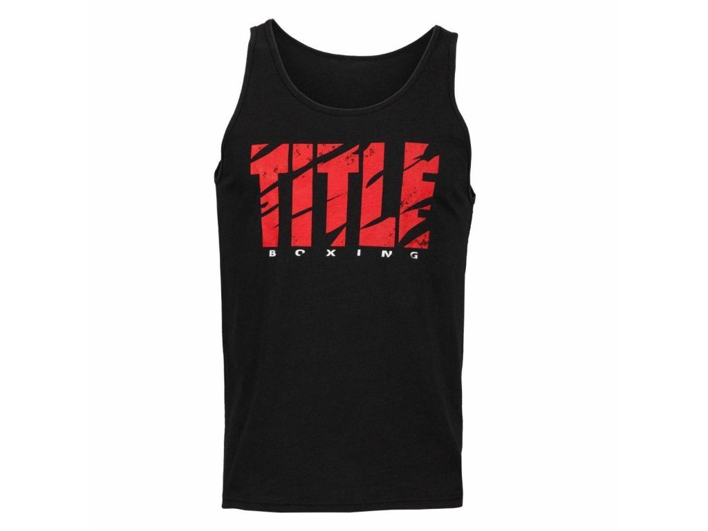 Майка TITLE Boxing Shred Workout Tank Top-S