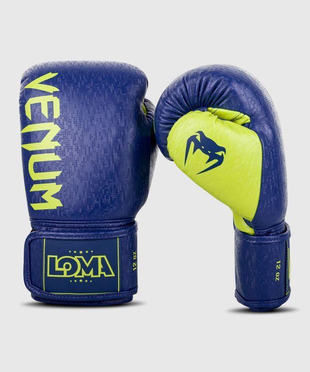 Боксерские перчатки Venum Origins Boxing Gloves Loma Edition-8