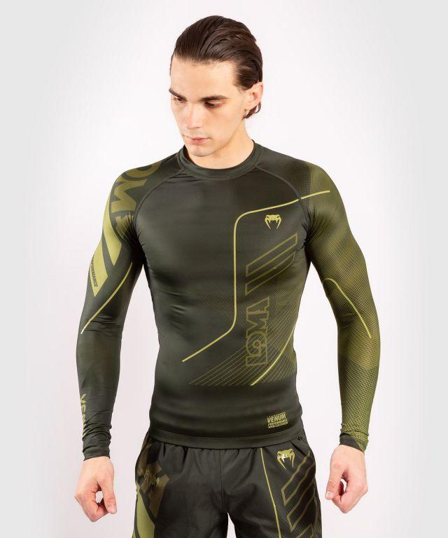 Рашгард Venum Loma Commando Rashguard Long Sleeves Khaki-XS