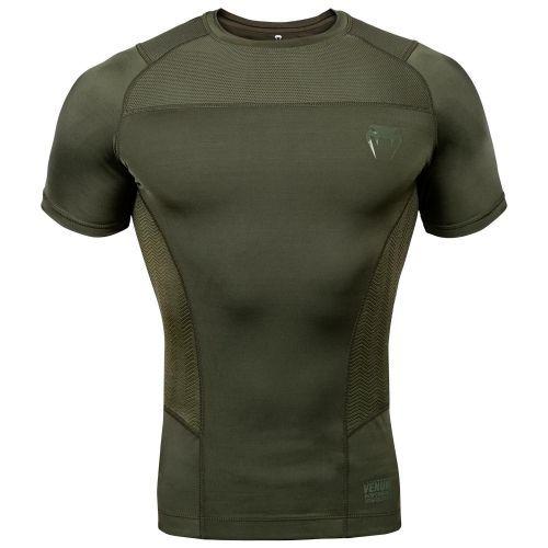 Рашгард Venum G-Fit Rashguard Short Sleeves Khaki-XS