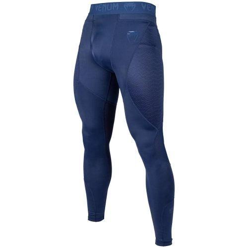 Компрессионные штаны Venum G-Fit Spats Navy-XS