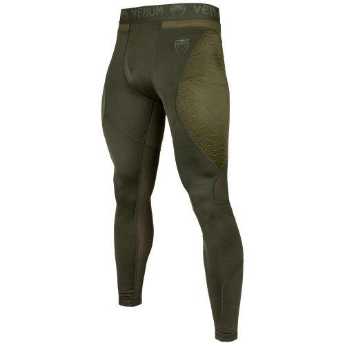Компрессионные штаны Venum G-Fit Spats Khaki-XS