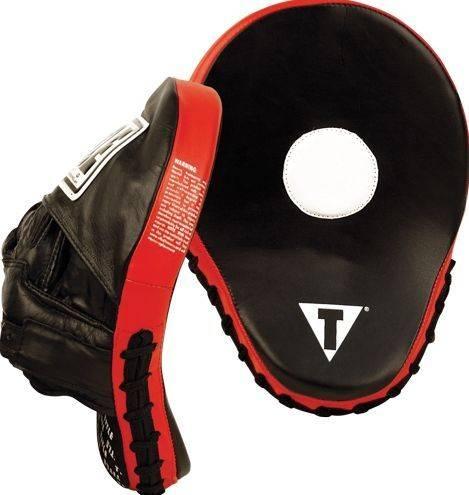 Лапы боксерские TITLE Boxing Incredi-Ball Punch Mitts-23 х 19