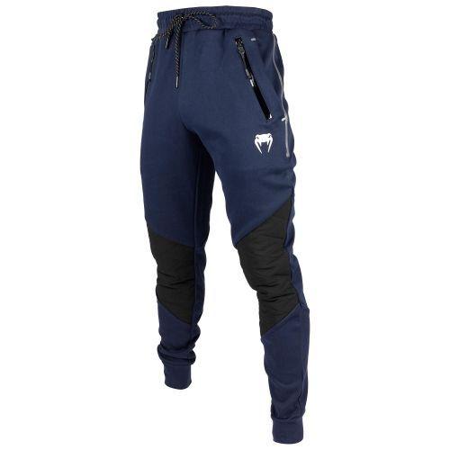 Спортивные штаны Venum Laser Evo Joggings Navy Silver-XS