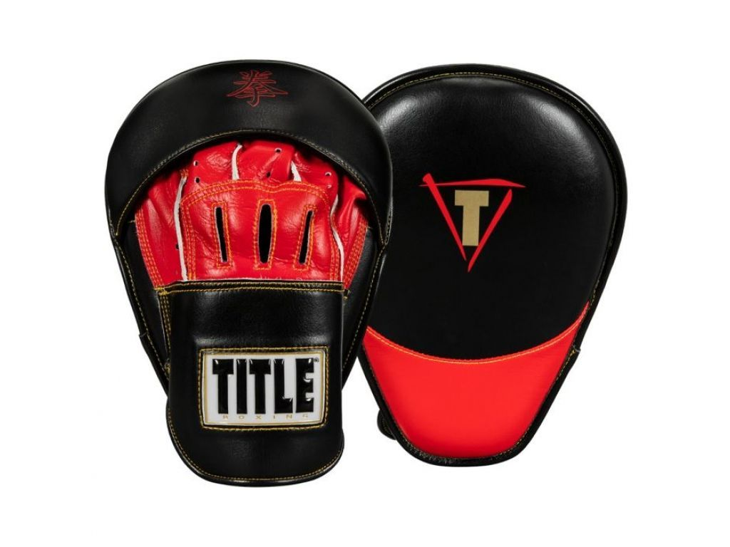 Лапы TITLE Boxing Fist Extended Punch Mitts-16 х 20