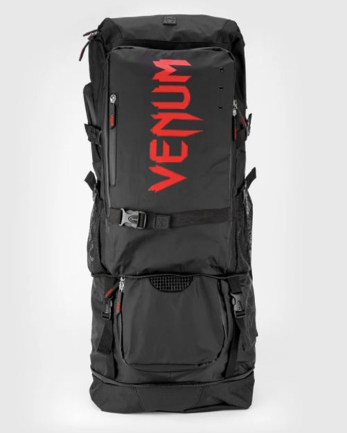 Рюкзак-сумка VENUM Challenger Xtrem Evo Backpack-черный