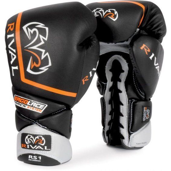 Перчатки Rival High Performance Lace Pro Sparring Gloves Long Cuff-18 унций