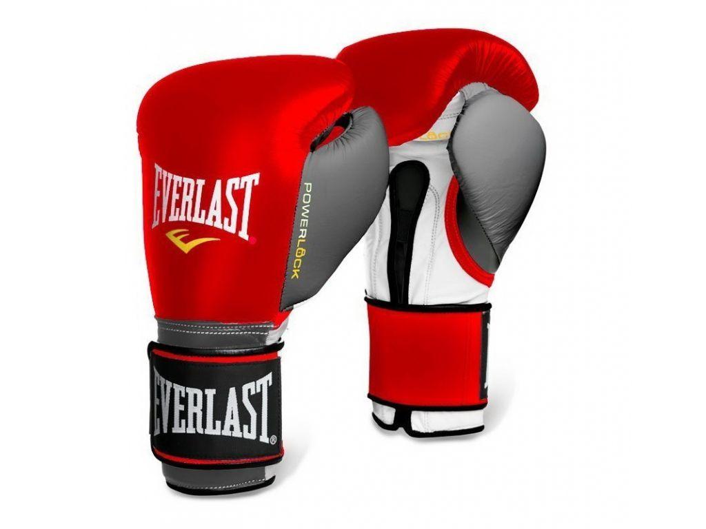 Тренировочные перчатки EVERLAST Powerlock Hook & Loop Training Gloves-16