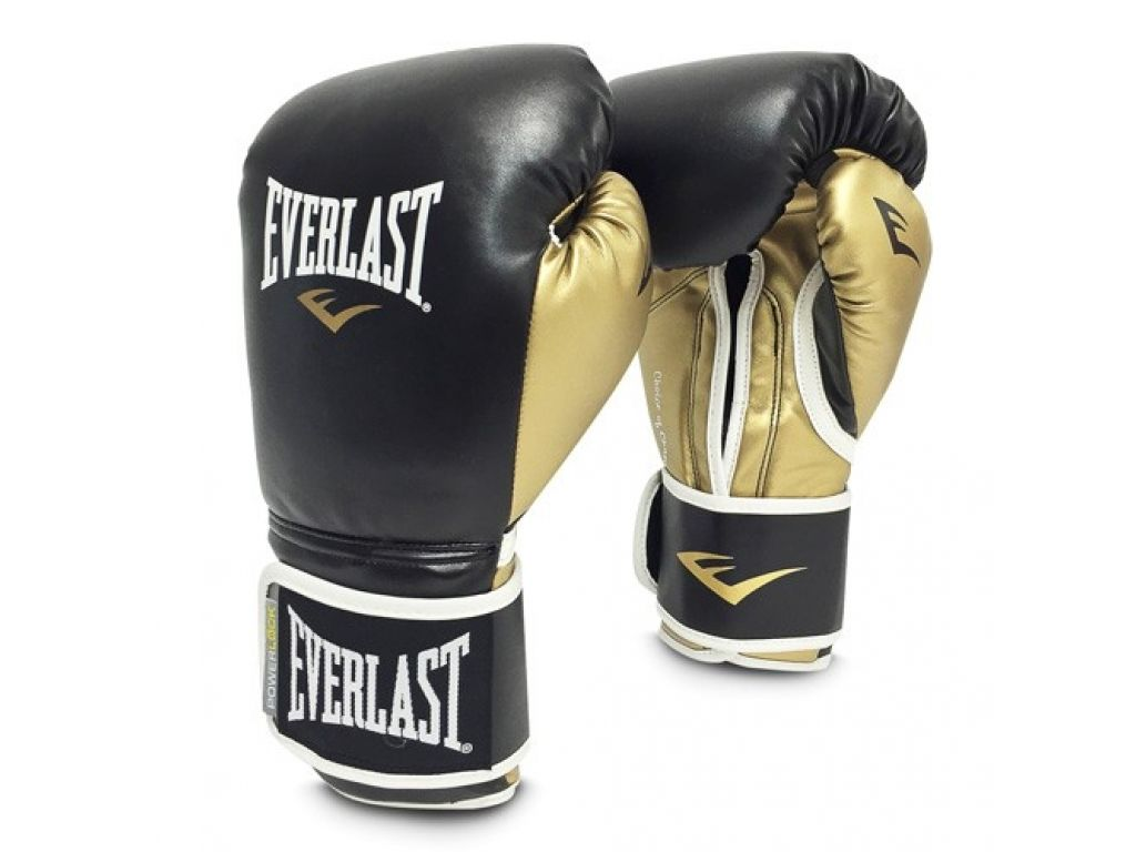 Тренировочные перчатки EVERLAST Powerlock Hook & Loop Training Gloves-10