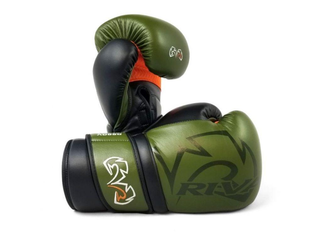 Перчатки тренировочные RIVAL RS80V Impulse Sparring Gloves-18