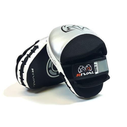 Лапы Rival Fitness Punch Mitts Silver-Black-24 х 18