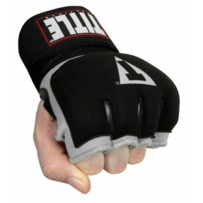 Гелевые бинты Title Platinum Prime Gel Fist Wraps 2.0-S/M