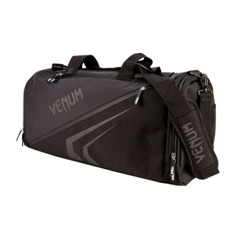 Сумка Venum Trainer Lite Evo Sports Bags-черный